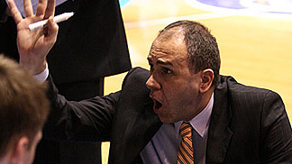 Drazen Anzulovic (Head Coach Ural Great)